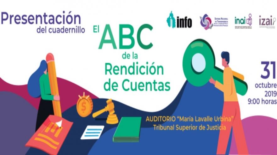 El ABC de la Rendición de Cuentas