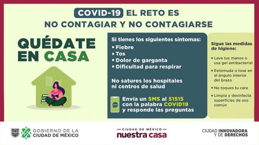 ¡Información sobre el Covid-19!