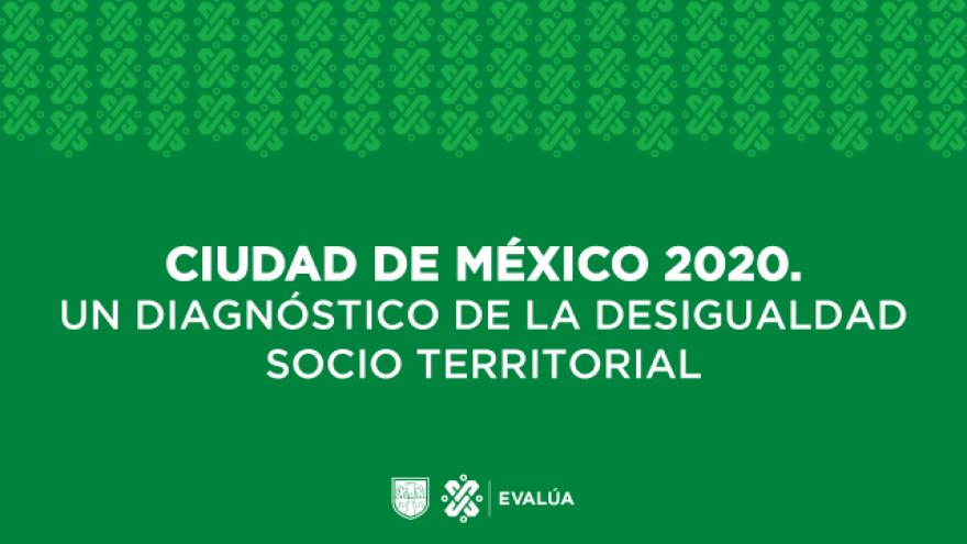 Ciudad de Mexico 2020. Un diagnóstico de la desigualdad socio territorial